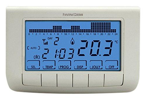Fantini cosmi ch140gsm termostato gsm opinioni e for Istruzioni termostato fantini cosmi